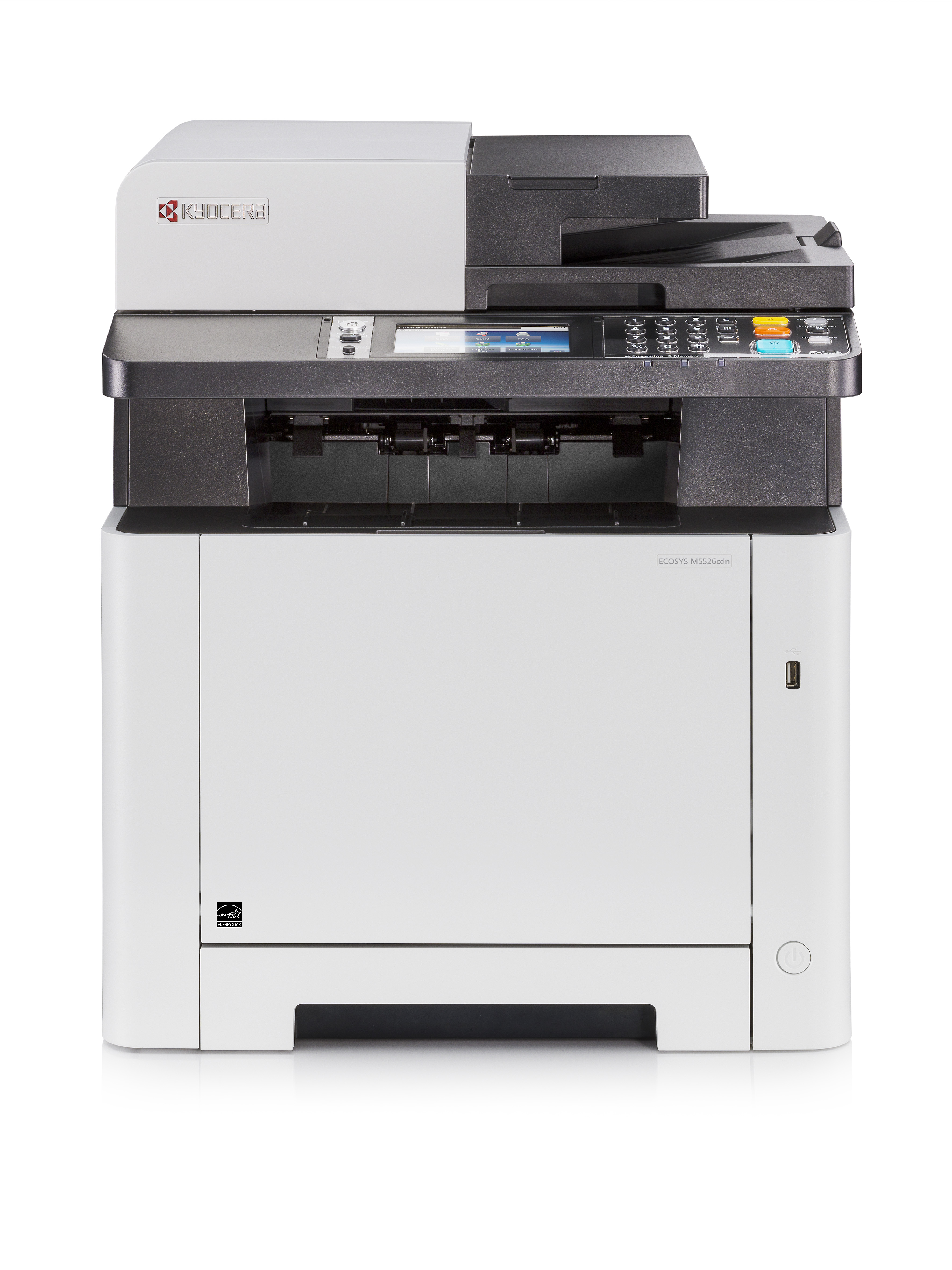 Kyocera Ecosys M5526CDN A4 26ppm Duplex Network Colour Laser Multifunction Printer