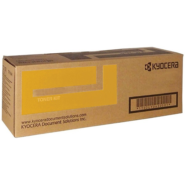 Kyocera TK-594Y Yellow Toner Cartridge