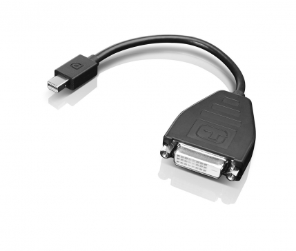 Lenovo Mini-DisplayPort to SL-DVI Adapter for Video Device, Monitor, Tablet PC