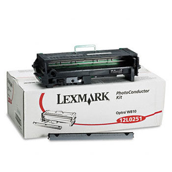 Lexmark 12L0251 Photoconductor Kit