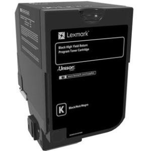 Lexmark CX725 Black High Yield Toner Cartridge
