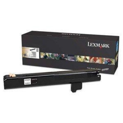 Lexmark C540X71G Laser Imaging Drum - Black
