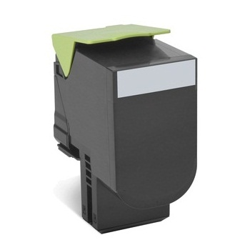 Lexmark Unison 808SK Black Toner Cartridge