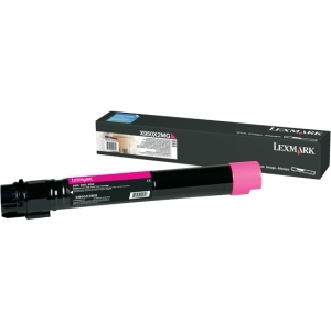Lexmark X950X2MG Magenta Toner Cartridge