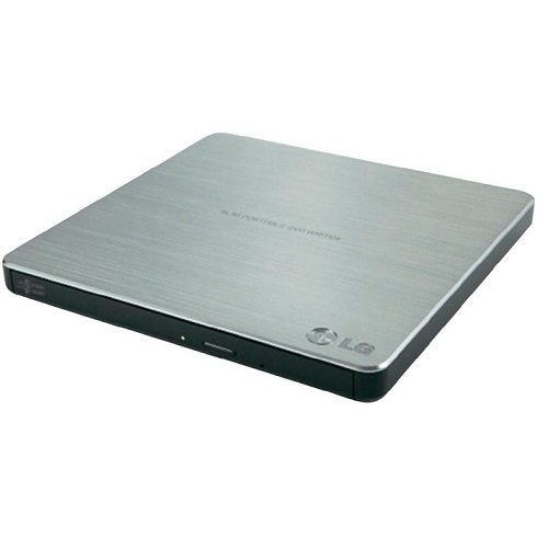 LG Super-Multi Portable 8X Slim DVDRW External Drive