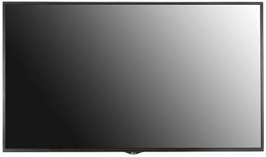 LG UH5C Series 49 Inch 3840x2160 4K 500nit Commercial Display