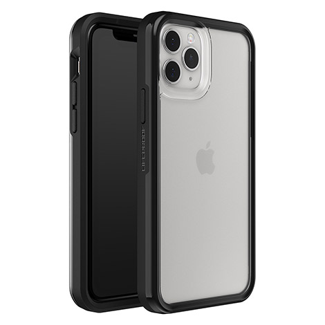 LifeProof SLAM for iPhone 11 Pro - Black Crystal (Clear/Black)