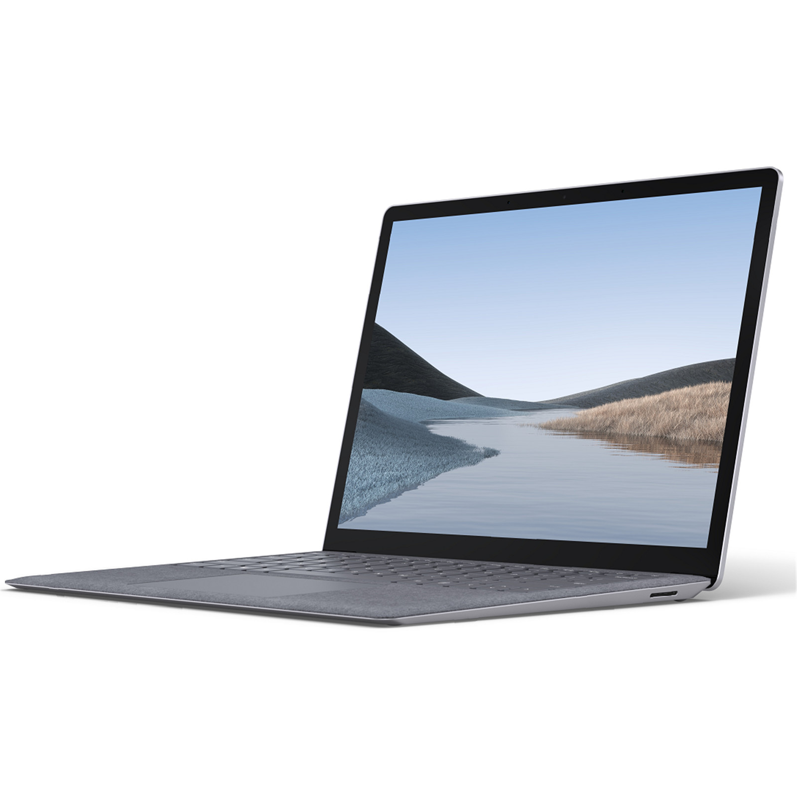 Microsoft Surface Laptop 3 13.5 Inch i5-1035G7 3.70GHz 8GB RAM 128GB SSD Touchscreen Laptop with Windows 10 Pro - Platinum