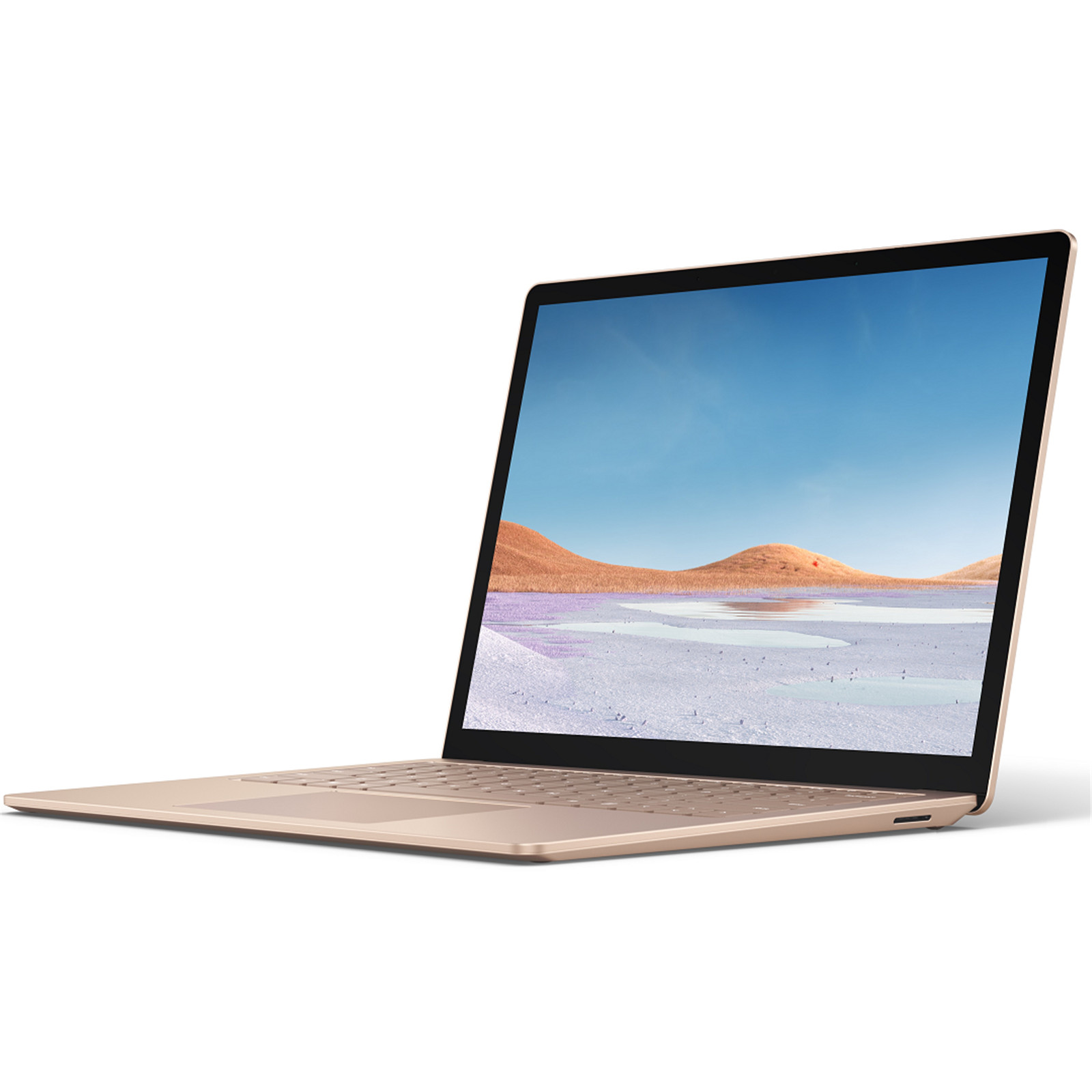 Microsoft Surface Laptop 3 13.5 Inch i5-1035G7 3.70GHz 8GB RAM 256GB SSD Touchscreen Laptop with Windows 10 Pro - Sandstone