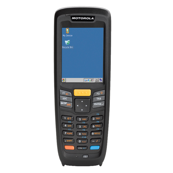 Zebra MC2180 Bluetooth WiFi 1D-LI Touch (Standard Battery) PDT with Windows CE 6.0