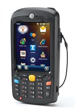 Motorola MC55A0 2D Standard Range Rugged Extended Battery WiFi & Bluetooth PDT With Windows Mobile 6.5