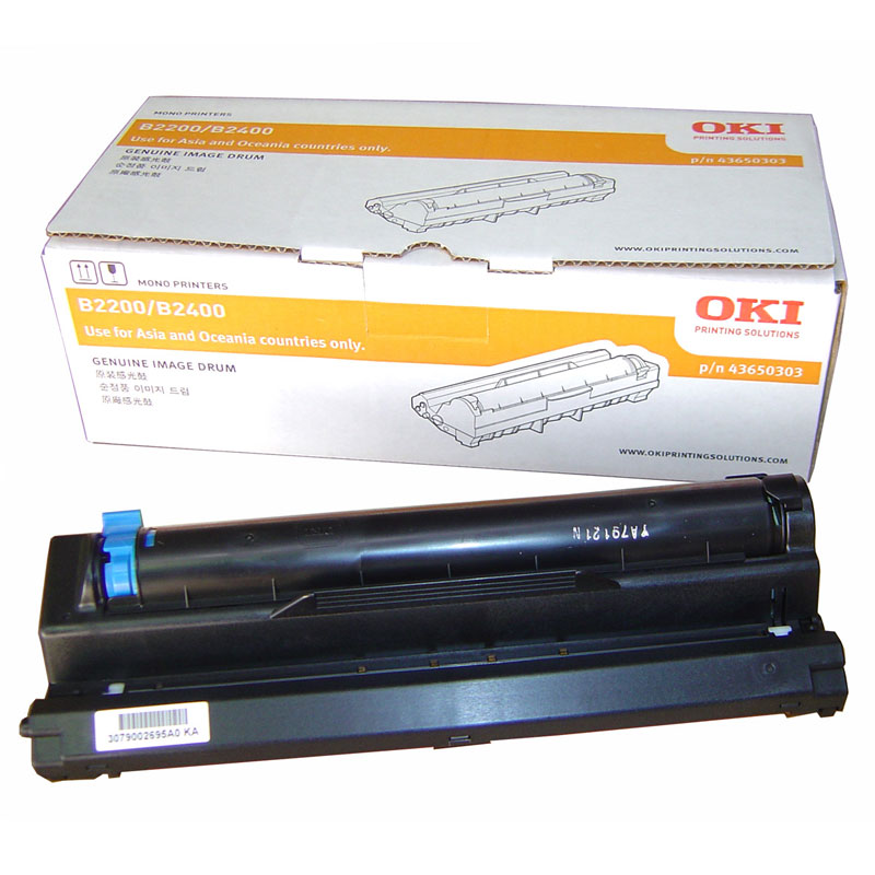 Oki b22drum Black Imaging Drum Unit