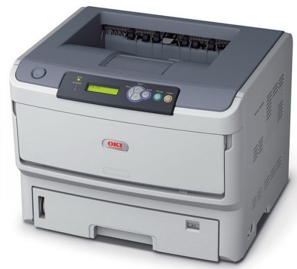 OKI B820DN A3 35ppm Duplex Network Mono Laser Printer + 3 Year Warranty Extension Offer!