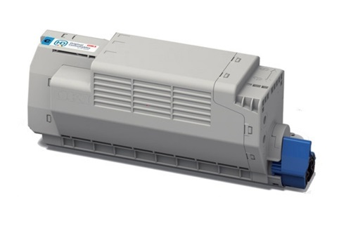 Oki 45396208 Black Toner Cartridge