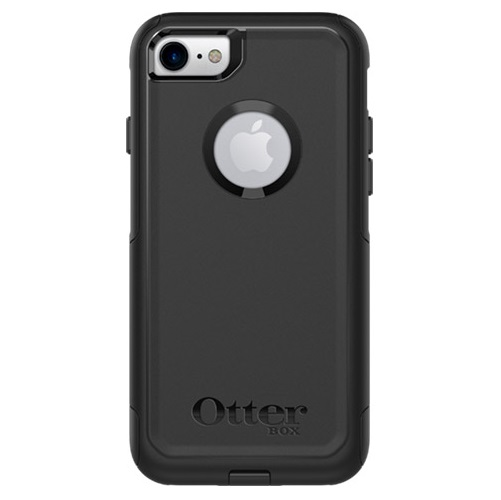 OtterBox Commuter Case for iPhone 7 & iPhone 8 - Black