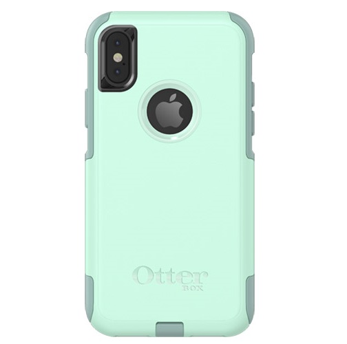 OtterBox Commuter Case for iPhone X - Ocean Way