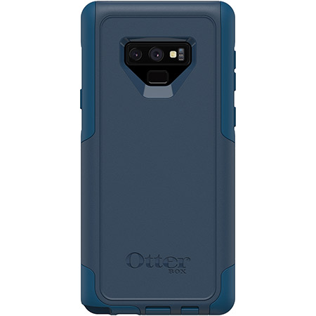 OtterBox Commuter Series Case for Samsung Galaxy Note9 - Bespoke Way Blue