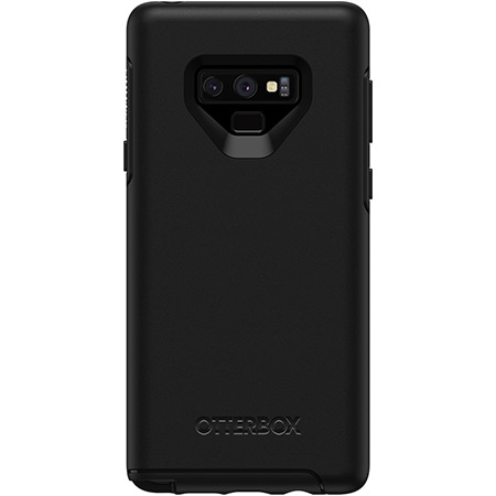 OtterBox Symmetry Series Case for Samsung Galaxy Note9 - Black