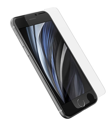 Otterbox Alpha Glass Screen Protector for iPhone 7, 8, SE - Clear