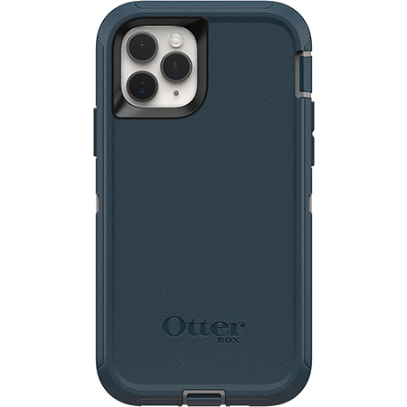 OtterBox Defender Case Screenless Edition for iPhone 11 Pro - Gone Fishin Blue
