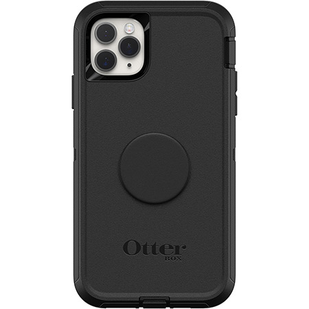 OtterBox + Pop Defender Case for iPhone 11 Pro Max - Black