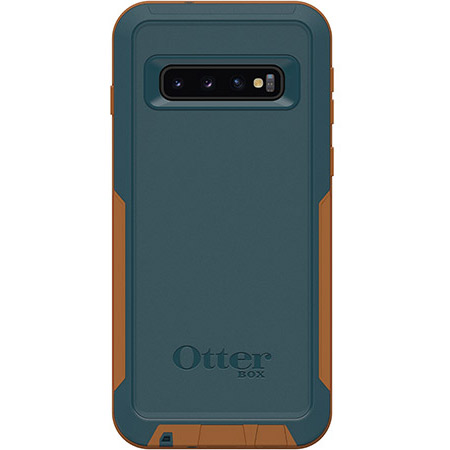 OtterBox Pursuit Case for Samsung Galaxy S10 - Autumn Lake