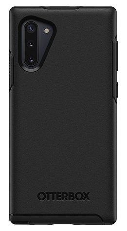 OtterBox Symmetry Series Case for Samsung Galaxy Note10 - Black