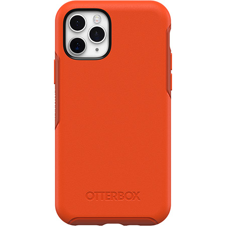 OtterBox Symmetry Case for iPhone 11 Pro - Risk Tiger Red/Orange