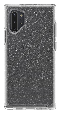 OtterBox Symmetry Series Clear Case for Samsung Galaxy Note10+ - Stardust (Glitter)