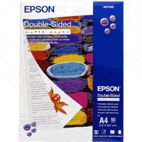 Epson S041569 A4 Double Sided Heavyweight Matte Paper - 50 Sheets