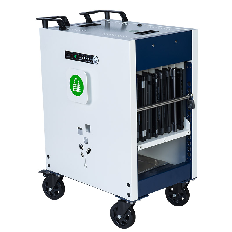 PC Locs Revolution 16 Cart Charging Trolley - 16 Laptop Devices