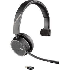 Poly Voyager 4210 UC USB-A & Bluetooth Over the head Wireless Mono Headset