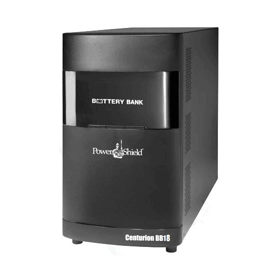 PowerShield PSCEBB18CH 72 VDC Tower UPS Extended Battery Module with Battery Charger