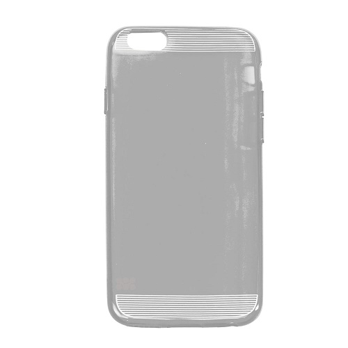 Promate Bare Super Slim Flexi-Grip Transparent Cover for iPhone 6/6s - Cleaer