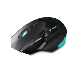 Rapoo VT900 USB Wired IR Optical Gaming Mouse - Black