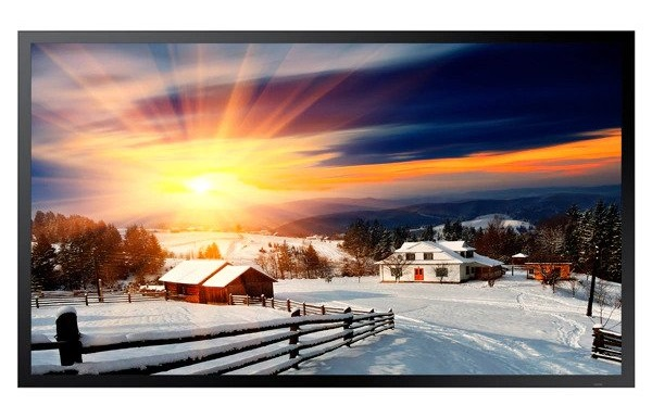 Samsung OHF Series 55 Inch 1920x1080 2500nit 24/7 Outdoor Commercial Display