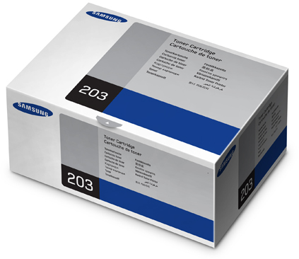 Samsung MLT-D203E Black Toner Cartridge