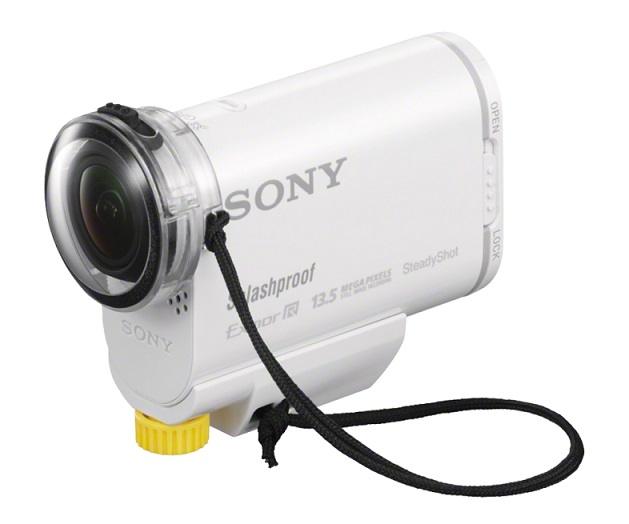 Sony AKAHLP1 Action Cam Hard Lens Protector for HDRAS100VR