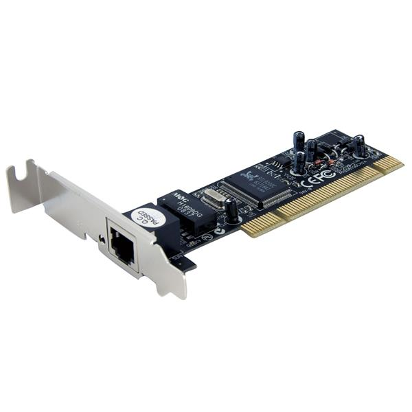 StarTech 1 Port Low Profile PCI 10/100 Network Adapter Card