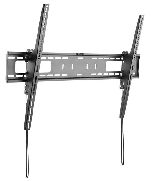 StarTech Tiltable Wall Mount Bracket for 60-100 Inch Curved Flat Panel TVs or Monitors - Up to 75kg + Prezzy Card Draw Offer