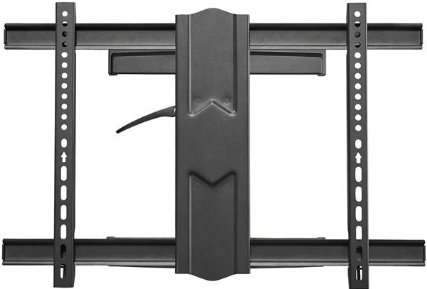 StarTech Full Motion Single Monitor Wall Mount Bracket for 37-80 Inch Curved & Flat Panel TVs or Monitors - Up to 50kg + Prezzy Card Draw Offer