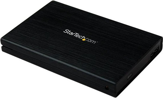 StarTech USB 3.0 2.5 Inch SATA Drive Enclosure with Aluminum Casing + Prezzy Card Draw Offer