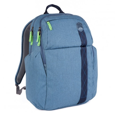 STM Kings 15 Inch Laptop Backpack - China Blue
