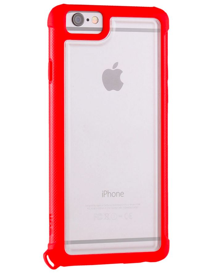 STM Dux Rugged Case for iPhone 6/6s Plus - Red