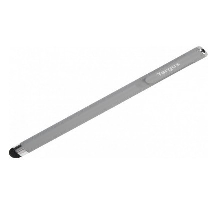 Targus Standard Stylus with Embedded Clip - Grey