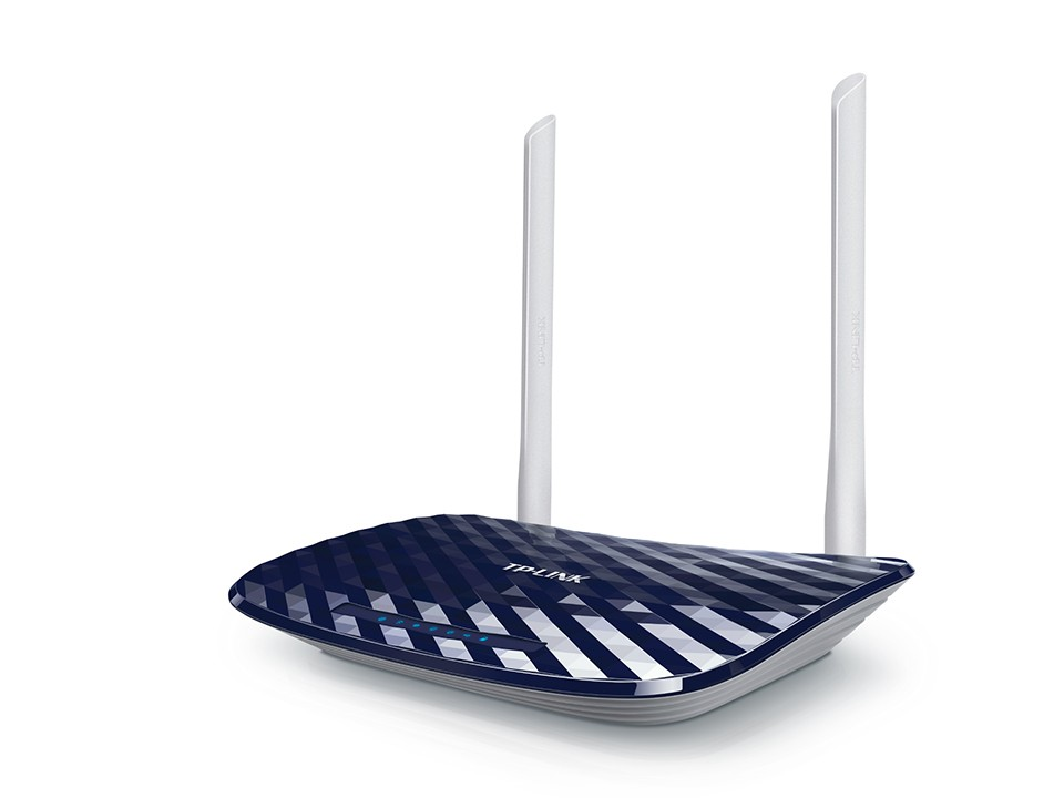 TP-Link Archer C20 AC750 Wireless Dual-Band Router