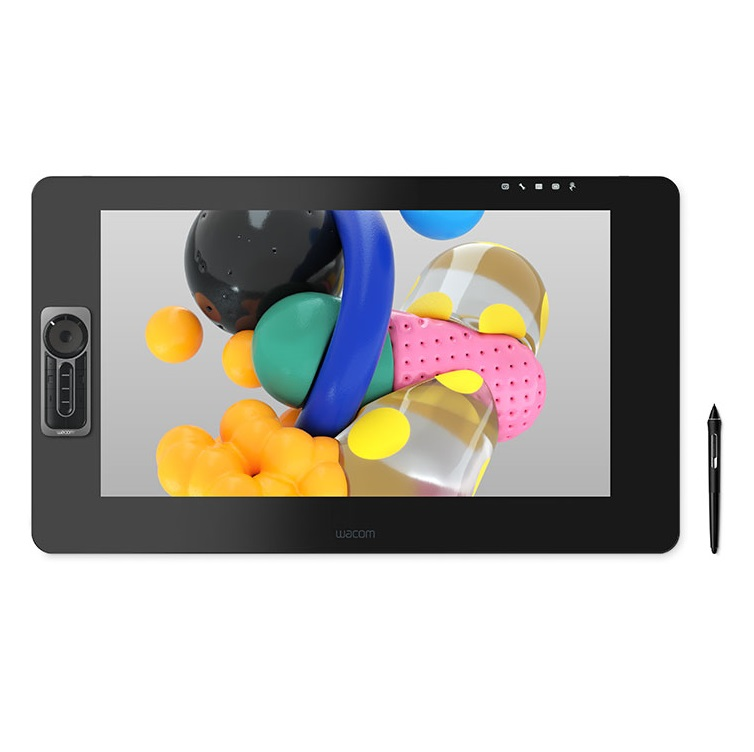 Wacom Cintiq Pro 24 4K 23.6 Inch Creative Pen & Touch Display Tablet with Pro Pen 2