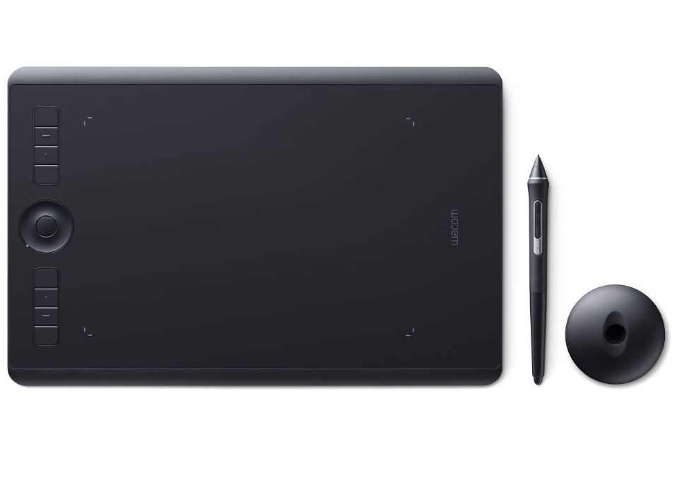 Wacom Intuos Pro Medium Tablet with Pro Pen 2
