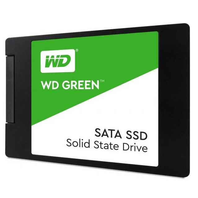 Western Digital Green 480GB 2.5 Inch Internal Solid State Drive