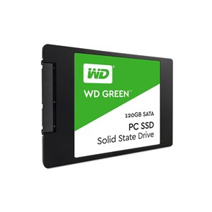 Western Digital Green 120GB 2.5 Inch Internal Solid State Drive + FREE 16GB Flash Drive!